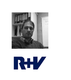 Dr Mohammad Assadsolimani, Risk manager, R+V Insurance